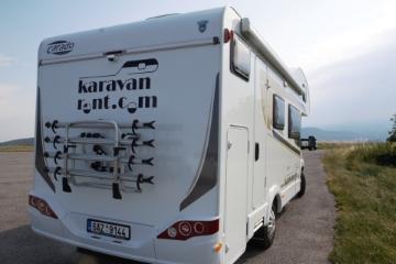 Požičovňa karavanov - karavan na prenájom - Carado A 461 - fotografia č. 2